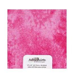 "Hakidd 1/2 Yard Large Pre-Cut Fabric - Textured Lipstick Pink - 45cm x 1m (18"" x 42"")"