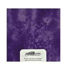 """Hakidd 1/2 Yard Large Pre-Cut Fabric - Textured Purple - 45cm x 1m (18"""" x 42"""")"""