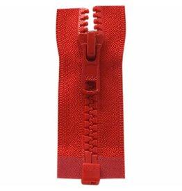 "Hakidd COSTUMAKERS Activewear One Way Separating Zipper 55cm 22""HotRed 1764"