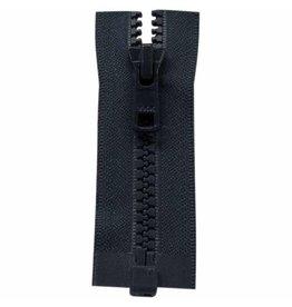 """Hakidd COSTUMAKERS Activewear One Way Separating Zipper 70cm 28""""Navy1764"""