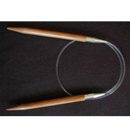 """Chiaogoo Chiaogoo 40"""" Circular Bamboo"""