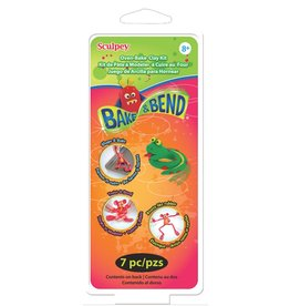 Sculpey III Sculpey Bake & Bend Kids Kit