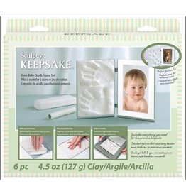 Sculpey Sculpey Keepsake Frame Set