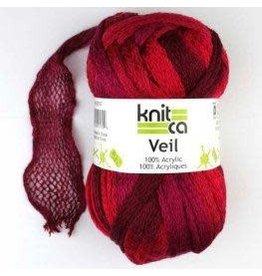Knitca Knitca Veil Yarn Scarlet