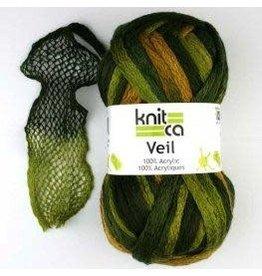 Knitca Knitca Veil Yarn Olive CLEARANCE