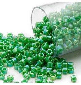 Firemountain Beads Seed bead, Delica #11 round.  7.5-gram pkg Set 2