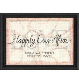 Dimensions Happily Ever After Wedding Record