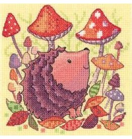 Dimensions Hedgehog- Pattern Only
