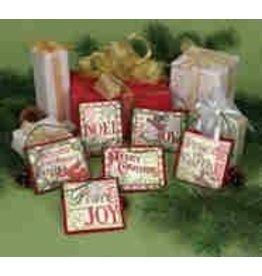 Dimensions Christmas Saying ornaments (6)