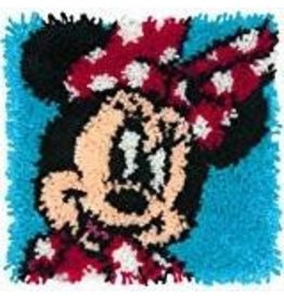 Dimensions Minnie Mouse Latch Hook Kit