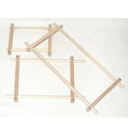 Gemini Split Rail Scroll Frame Set