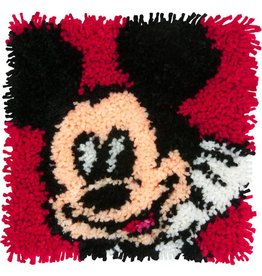 Dimensions Mickey Mouse Latch Hook Kit