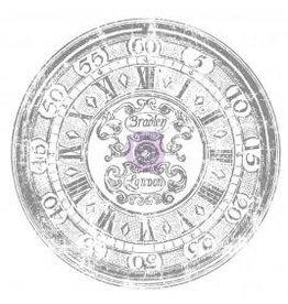 "Treasuremart Decor Transfers, Clock 20"""