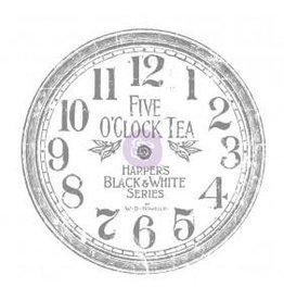 "Treasuremart Decor Transfers, Clock 12"""