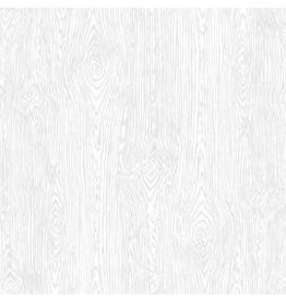 Treasuremart 12X12 Textured Woodgrain Cardstock, White