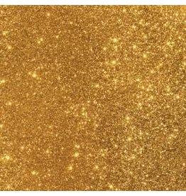 Treasuremart 12X12 Duo ToneGlitter Paper, Gold