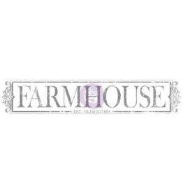 "Treasuremart Decor Transfers, Farmhouse 2 Sheets 33.8"" x 12"""