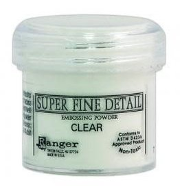 Treasuremart Emboss Powder, Super Fine Clear