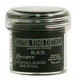 Treasuremart Emboss Powder, Super Fine Black