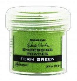 Treasuremart Emboss Powder, Fern Green