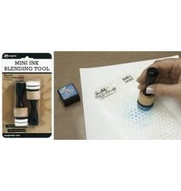 "Ranger Inkssentials Mini Ink Blending Tool 1"" Round"