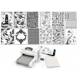 Big Shot Big Shot Machine, Embossing Bundle