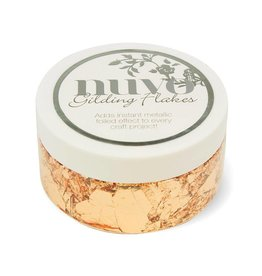 Nuvo Nuvo Gilding Flakes, Sun Kissed Copper