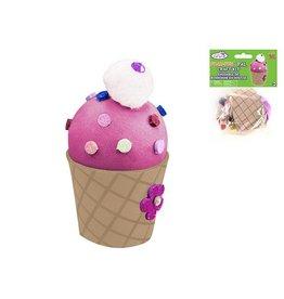 MultiCraft Foam Pals Diy Craft Kits - P) Ice Cream