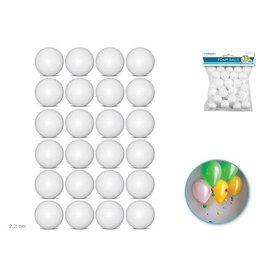 "MultiCraft Polyfoam Ball: 1"" 24/pk"