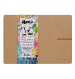 Treasuremart Flip Journal, Large
