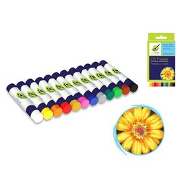 MultiCraft Oils Pastels:  lights Color Assortment