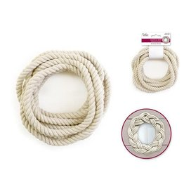 MultiCraft Nautical Rope Cotton - B) 10mm x 3.8m