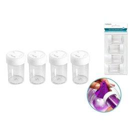 MultiCraft Shaker Vial for Glitter/Sand/Powder