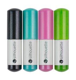 Silhouette Sketch Pens -Glitter