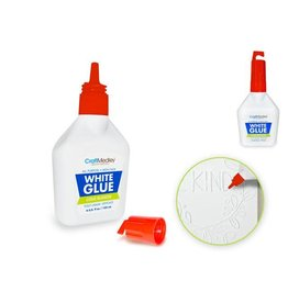 MultiCraft Craft Medley All Purpose Glue 4oz (122ml)