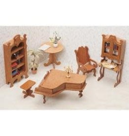 Doll house Furniture Kit Library