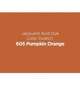Jacquard Dyes Jacquard Acid Dye 1/2oz - Pumpkin Orange