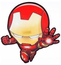Marvel Comics Iron-On Applique Iron Man