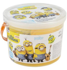 Minion Perler Fused Bead Bucket Kit