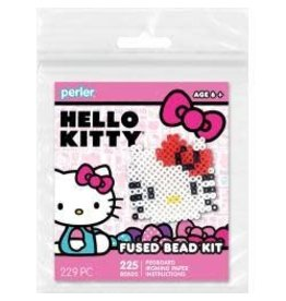 Hello Kitty Perler Bead Set