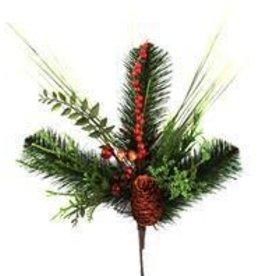 "Craig Bachman 13""L Pinecone Cedar Pick"