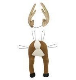 "Craig Bachman 2Pc 27""H Deer Butt Decor Kit"