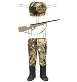 "Craig Bachman 3Pc 31""H X 8.5""L Duck Hunter Decor Kit Multi Tan Brown"