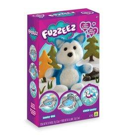 Fuzzies Fuzzeez Teddy Bear