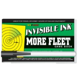 "Yes & Know Invisible Ink: Yes & Know Game Book ""More Fleet"""