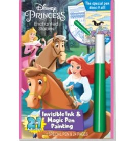 "Yes & Know 2in1: Disney Princess ""Enchanted Stables"""