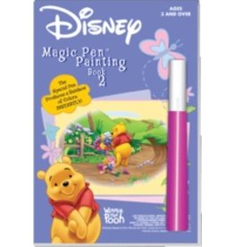 Yes & Know Magic Pen Painting: Winnie the Pooh Book 2