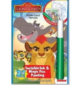 "Yes & Know 2in1: Disney Jr. - Lion Guard ""Pride Land Heroes"""