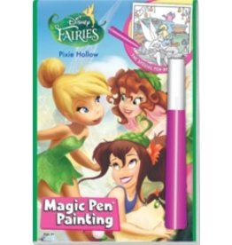 "Yes & Know Magic Pen Painting: Disney Fairies - ""Pixie Hollow"""