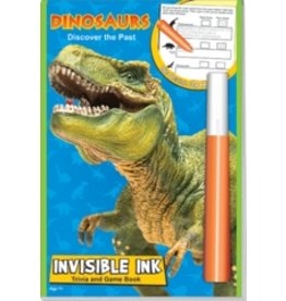 "Yes & Know Invisible Ink: Dinosaurs - ""Discover the Past"""